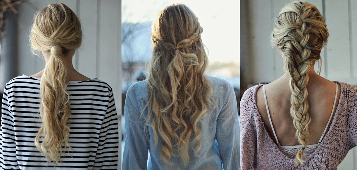 5 X hårinspiration till våren  featured image