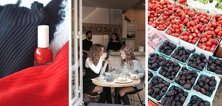 Förra veckan gick våra bloggare bland annat på brunch, gjorde spännande shopping inför hösten, reste och pysslade i köket. Kika in!