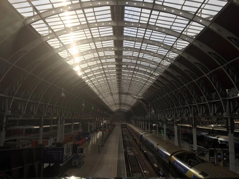 London, you amaze me