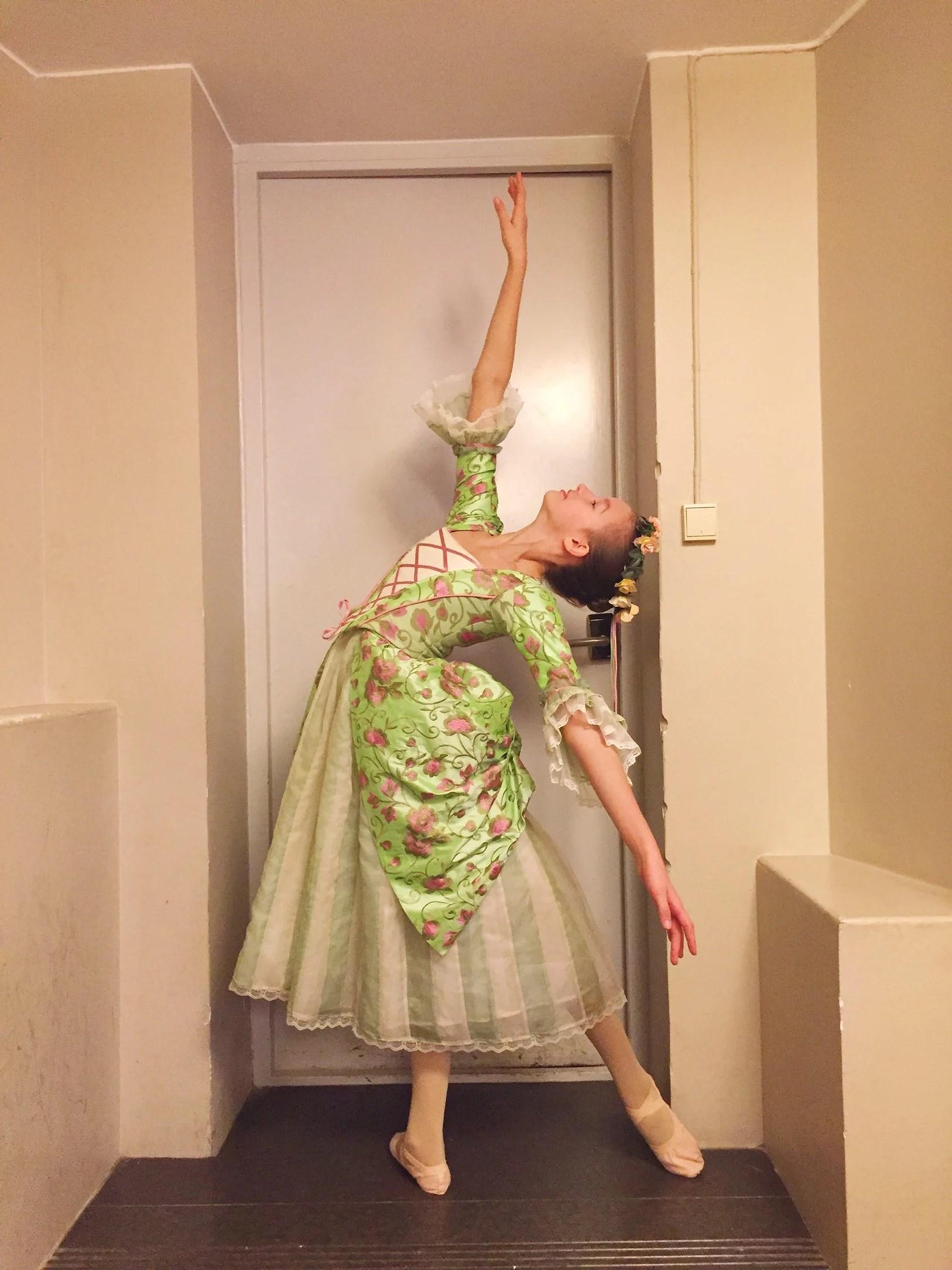 Törnrosa på Operan