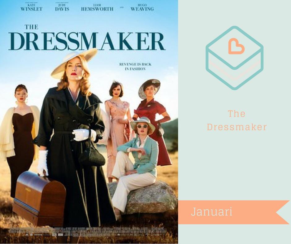 Filmer jag vill se på Netflix - The Dressmaker
