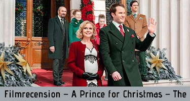 A Prince for Christmas – The royal
