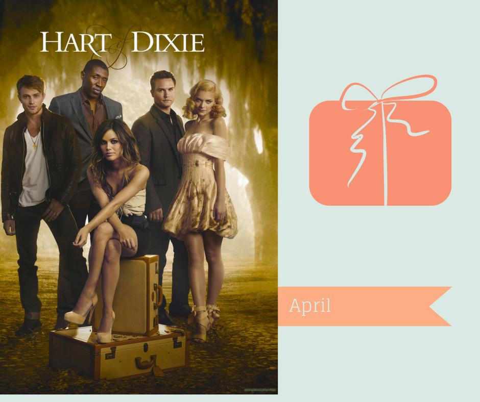 Serier som borde få en uppföljning - Hart of Dixie