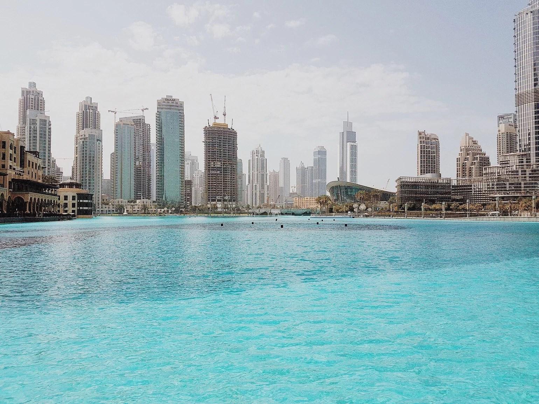 Dubai bildbomb