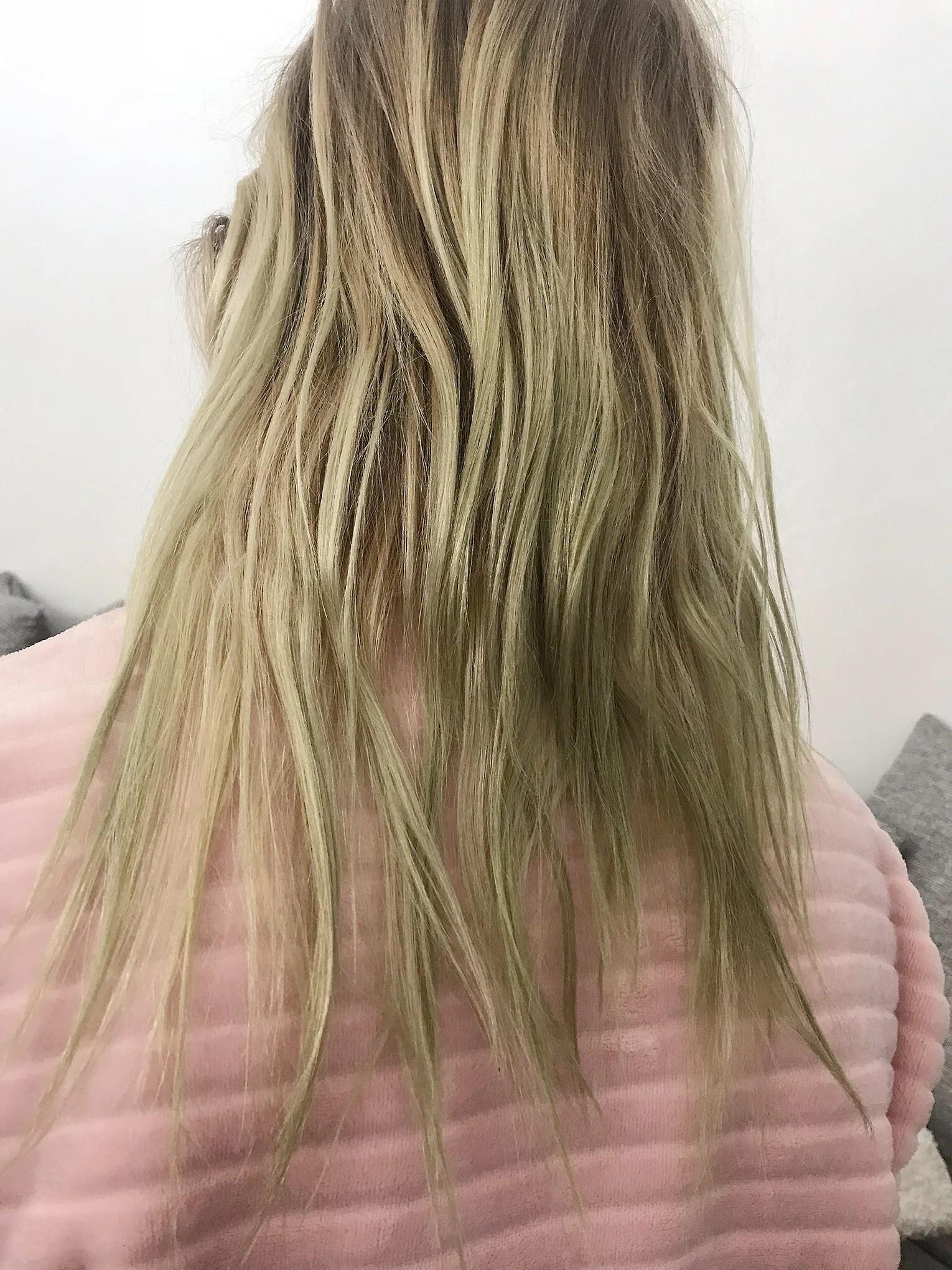 Magiskt shampoo