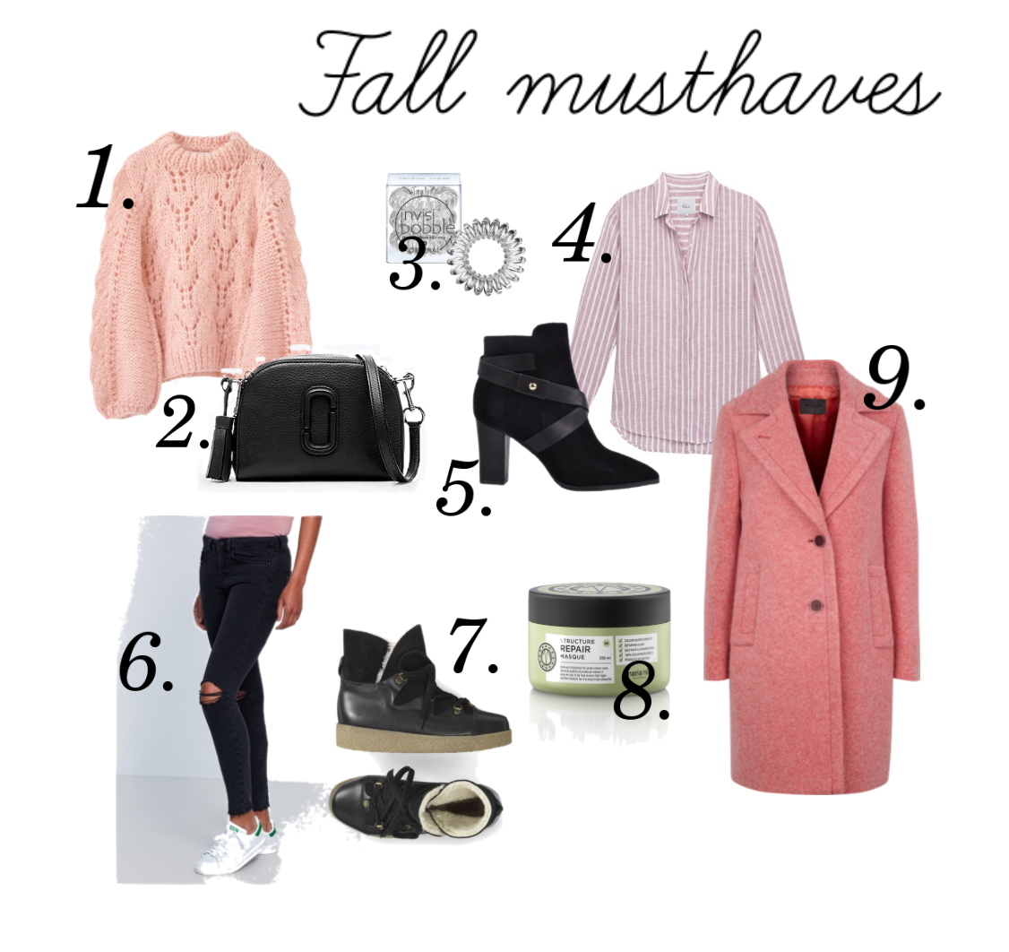 FALL MUSTHAVES #1