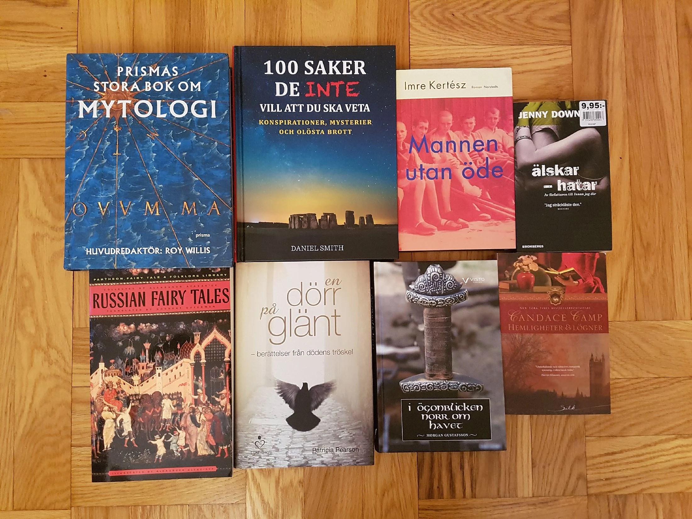 Gratis böcker! / Books for free!