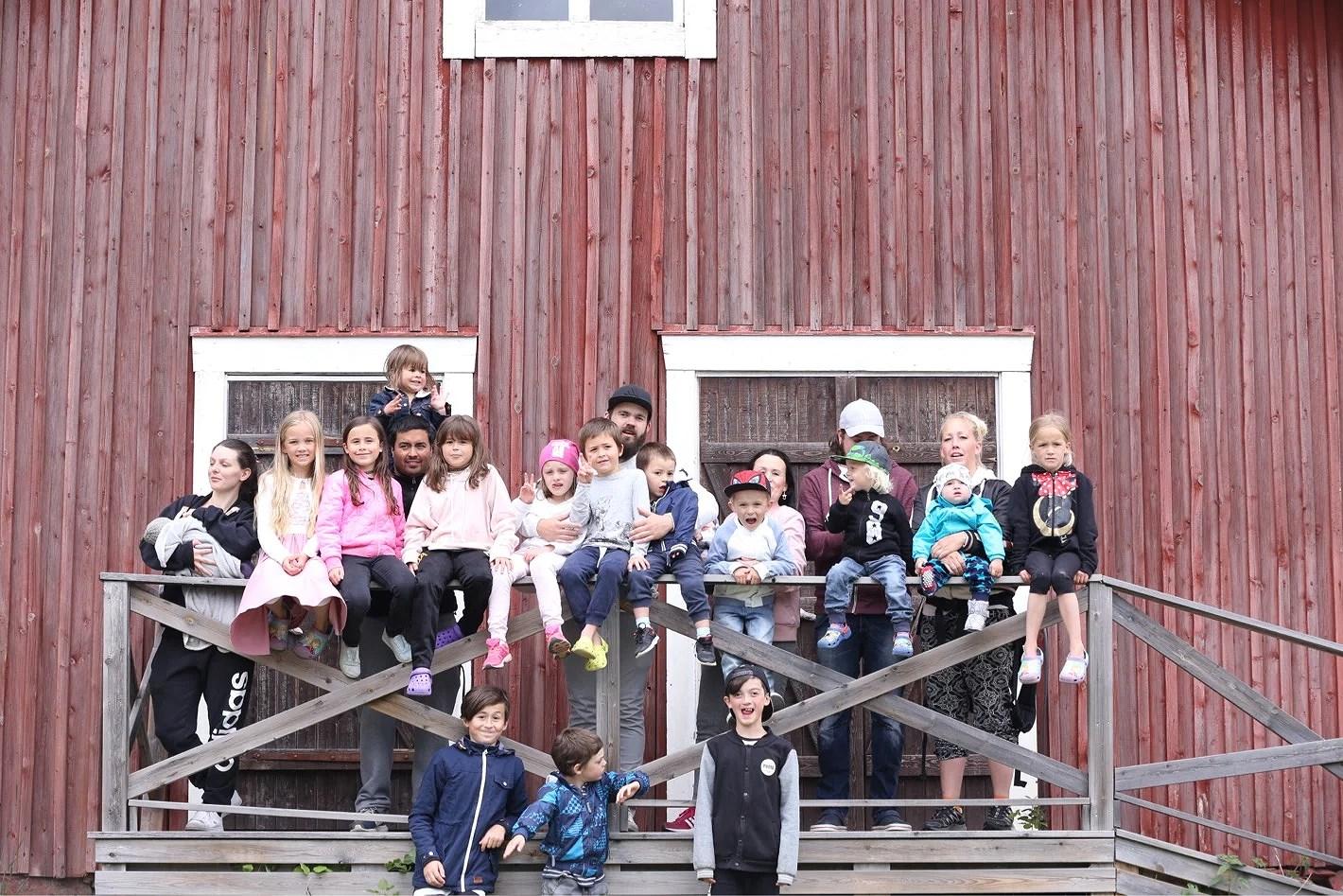 Hejdå underbara Norrland!
