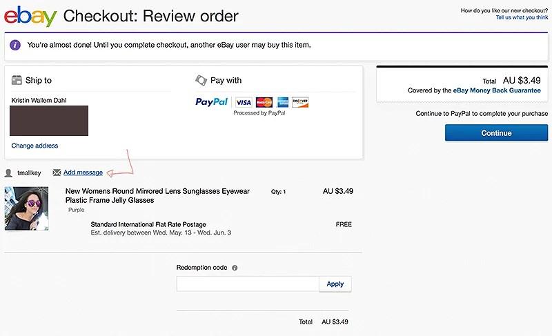 ebayguide slik kjøper du ting på ebay