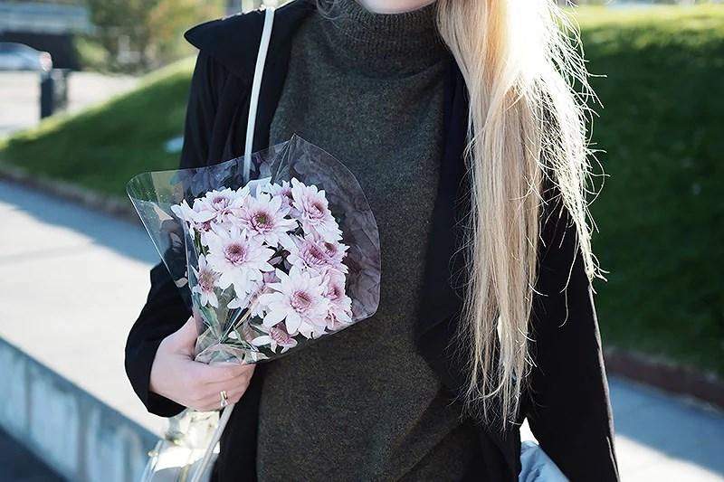 krist.in blog flowers