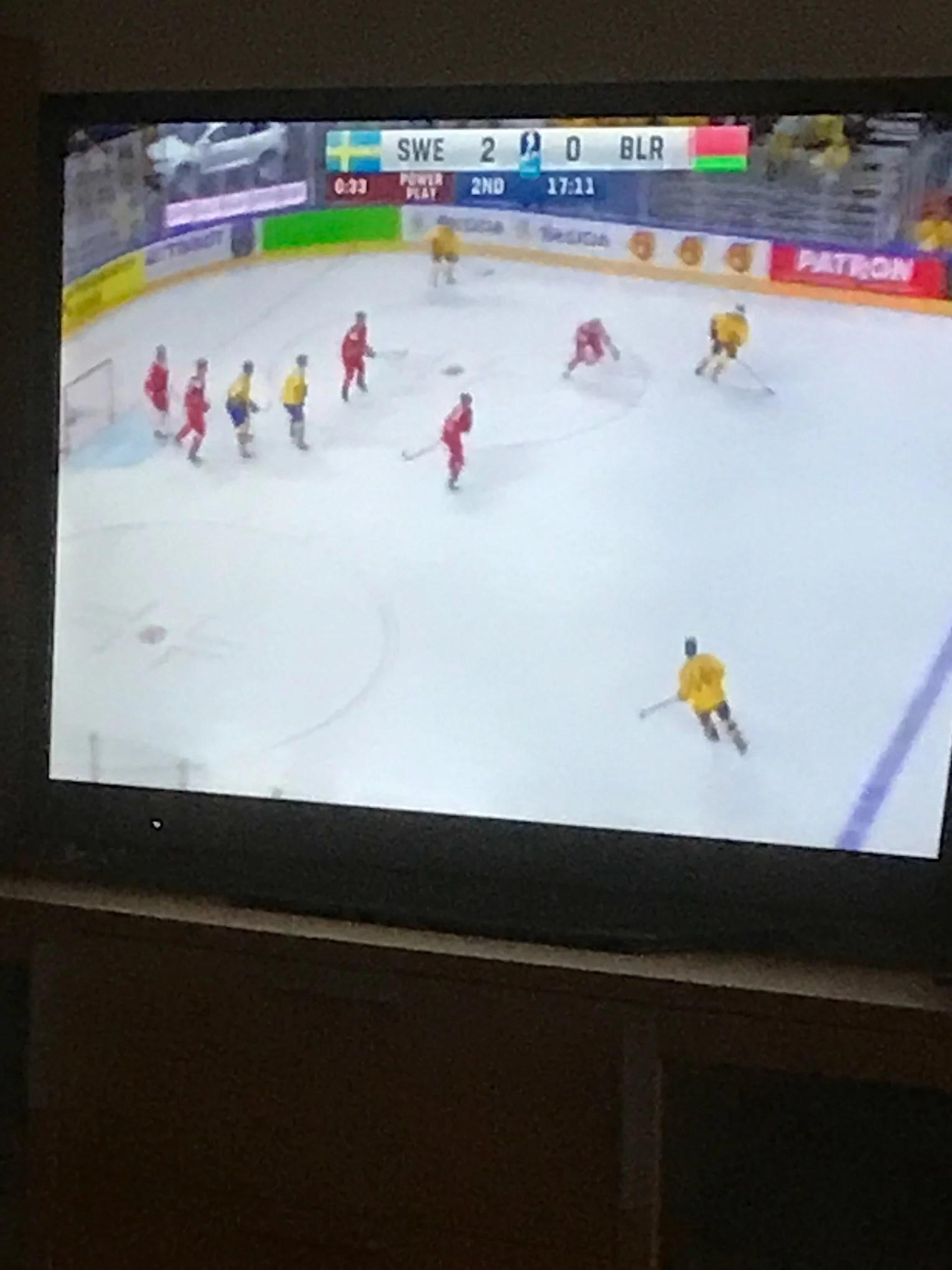 Hockey-VM igång 🏒🏒
