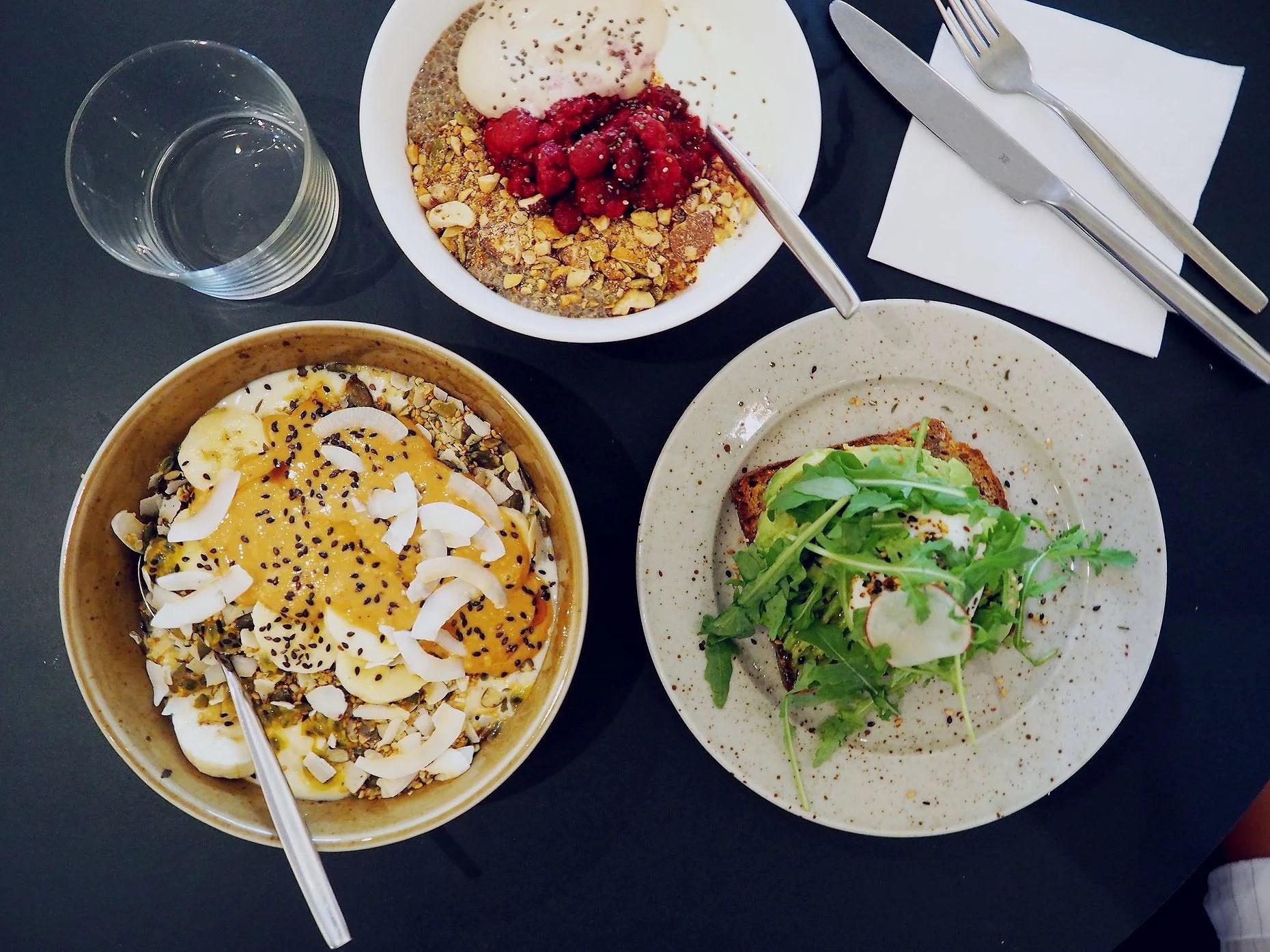 Where to Eat? Stockholm - Pom & Flora