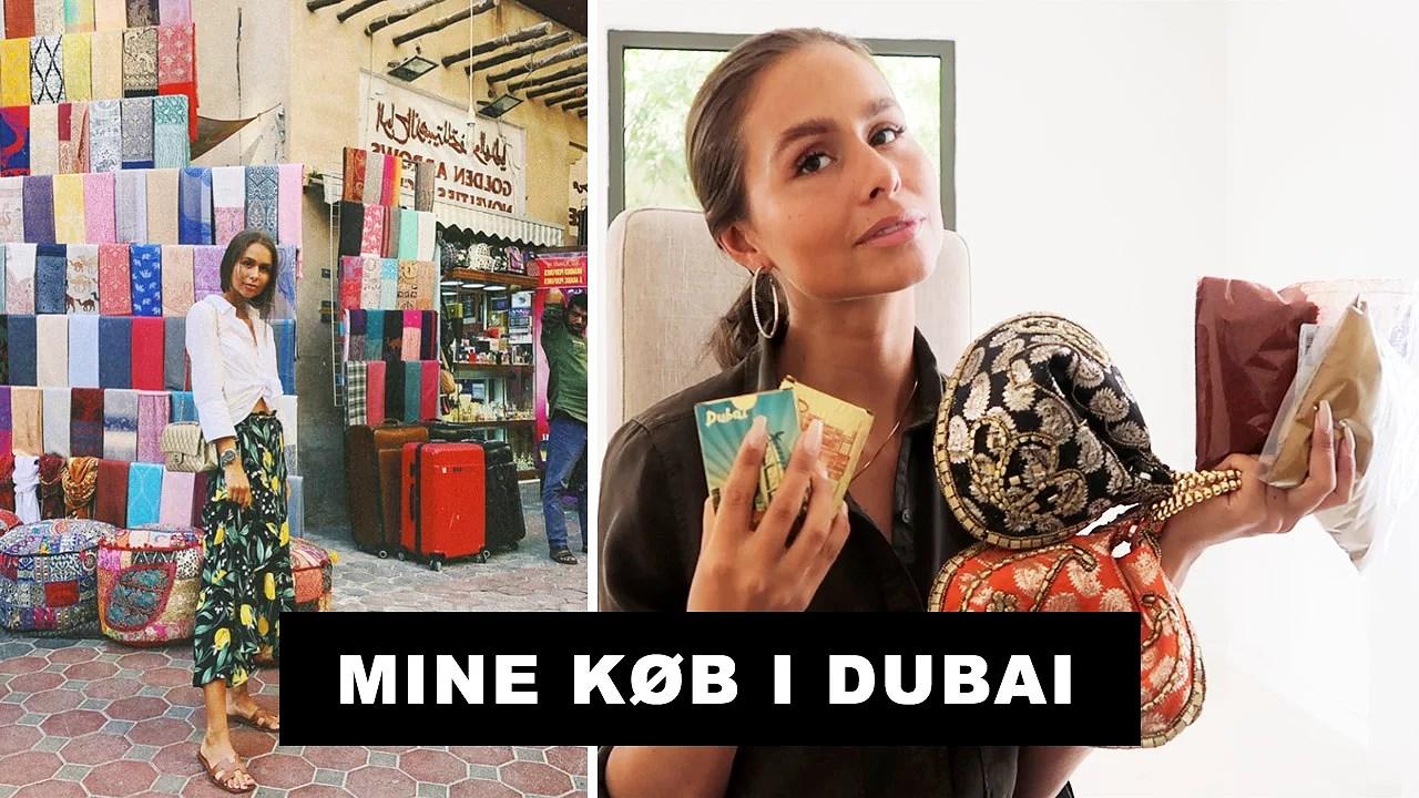 VIDEO / SE MINE KØB FRA DUBAI