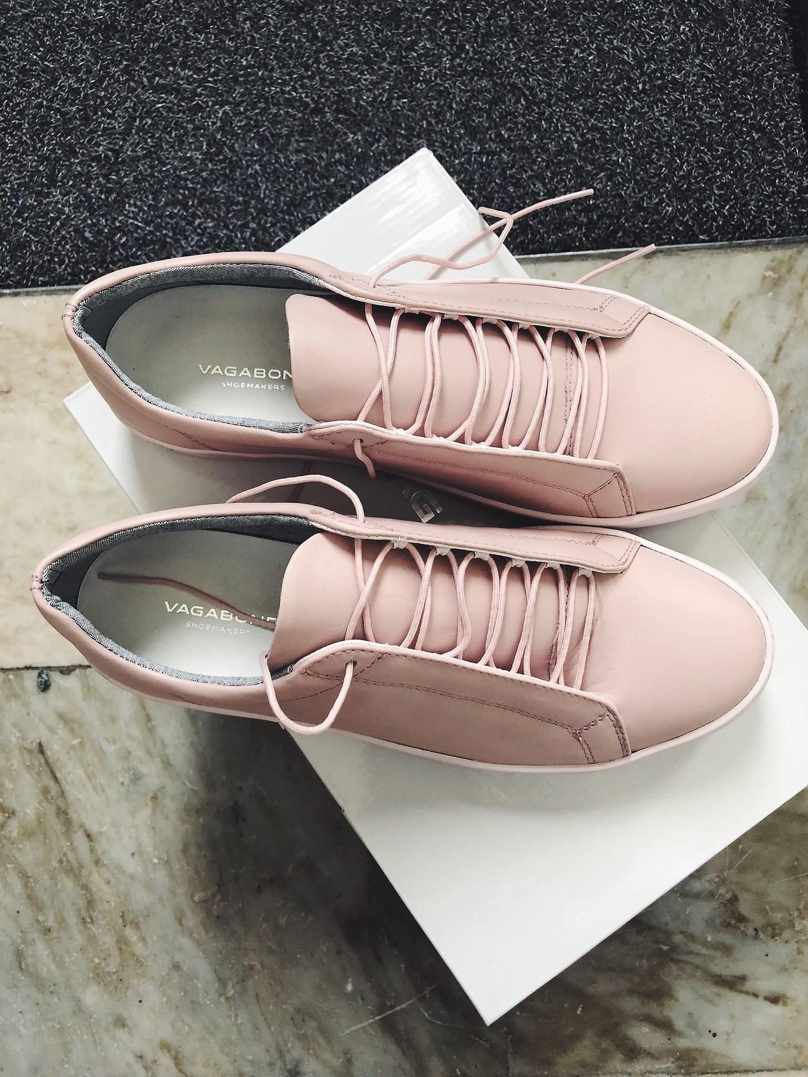 Linsgryta och nya skor