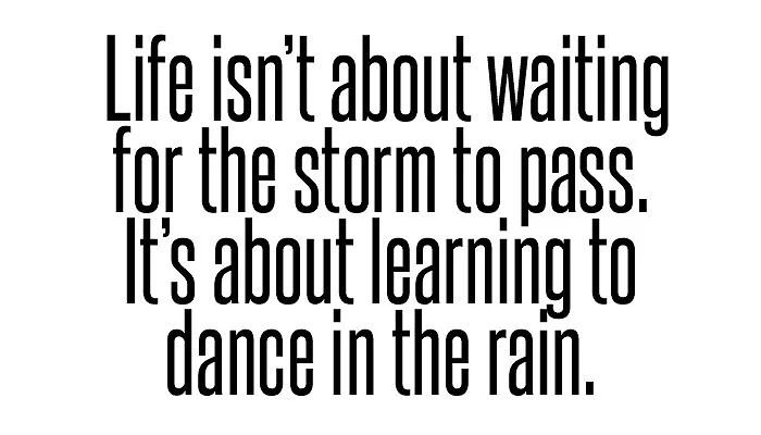 Jag kommer alltid att stå -> mitt citat.