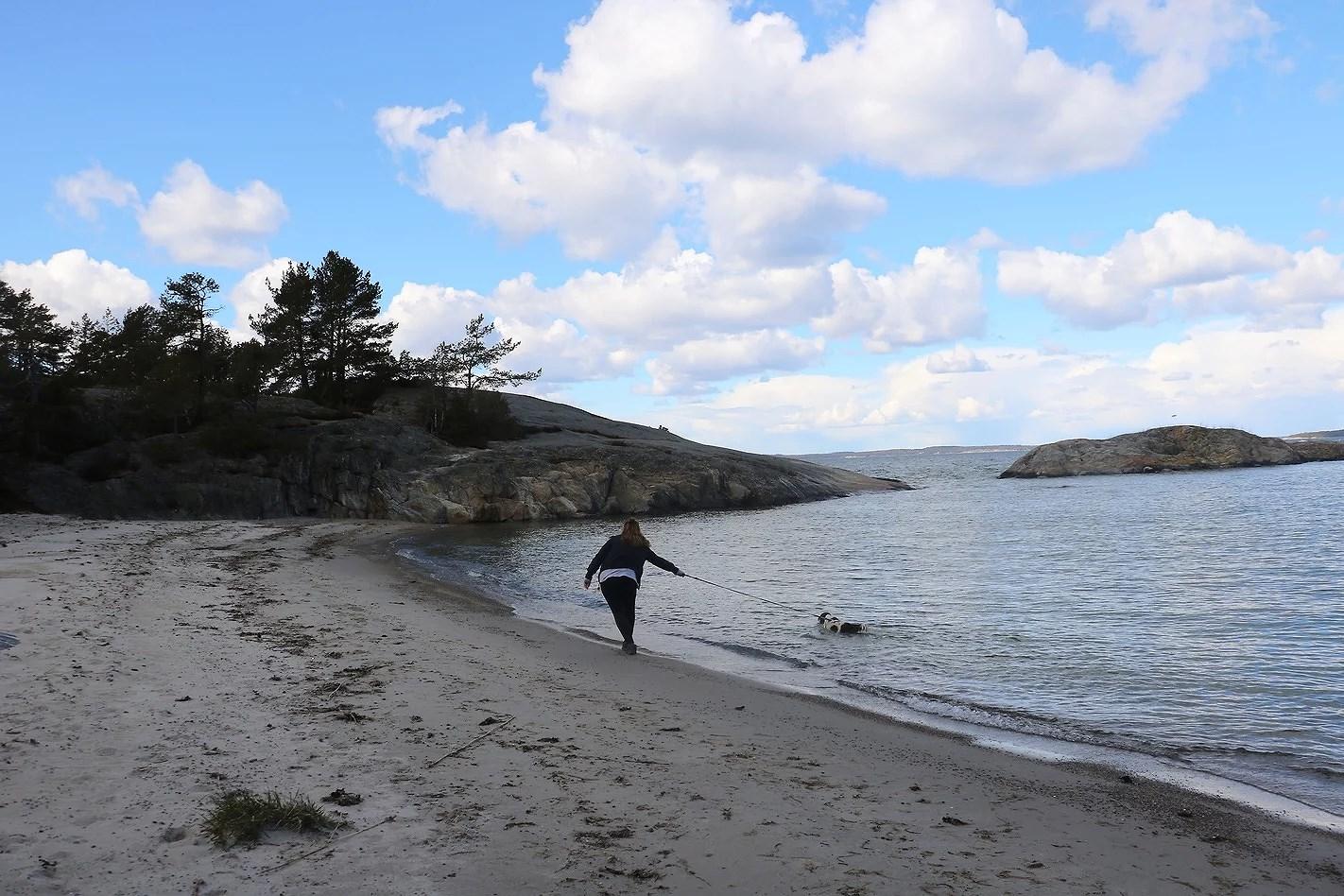 En helg på Utö.