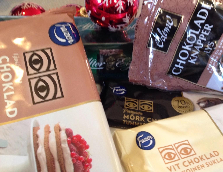 choklad för nötallergiker