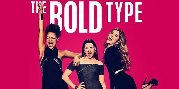 Sarjasuositus: The Bold Type