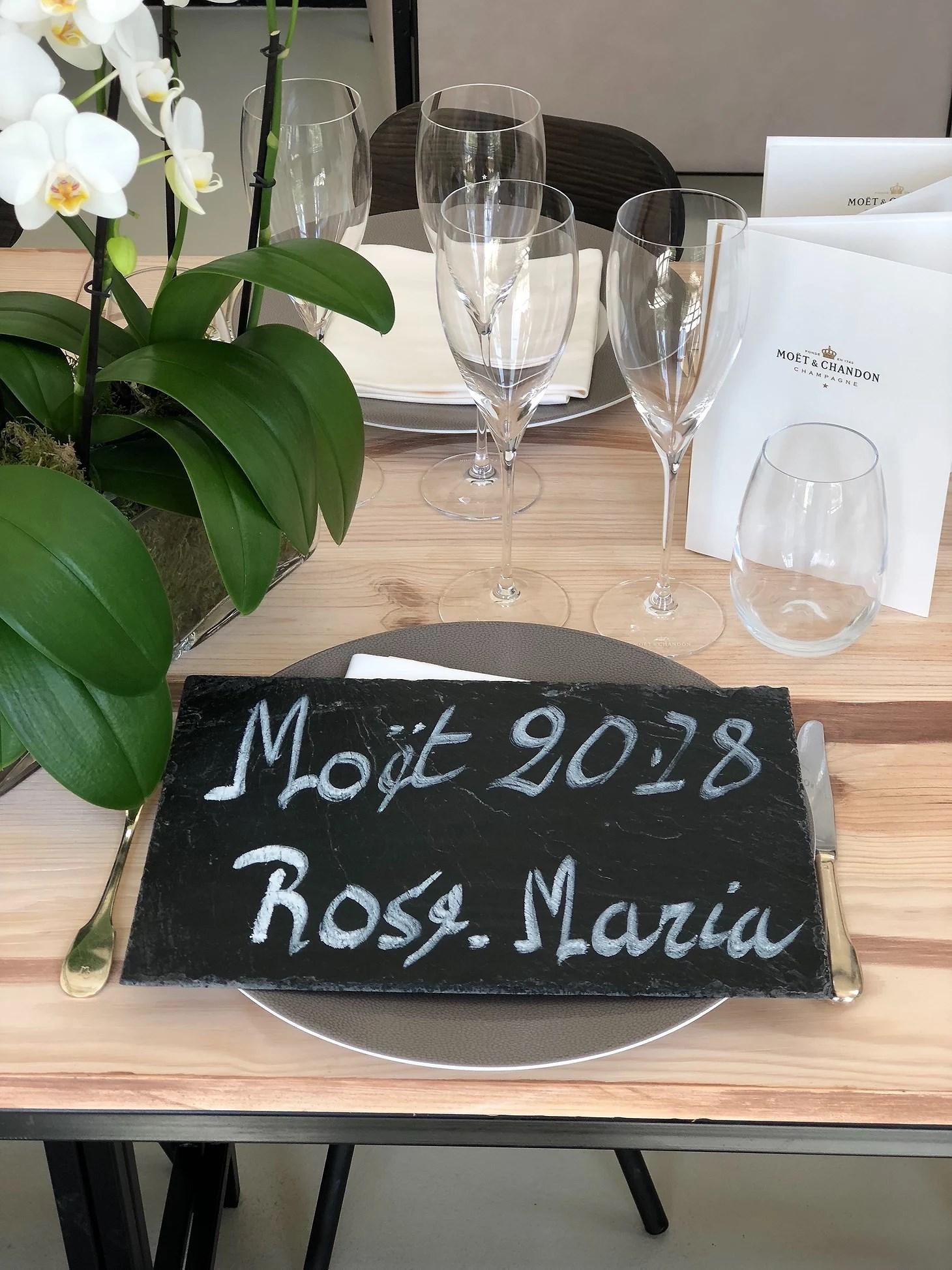 Vil du med på Moët champagne-cruise?