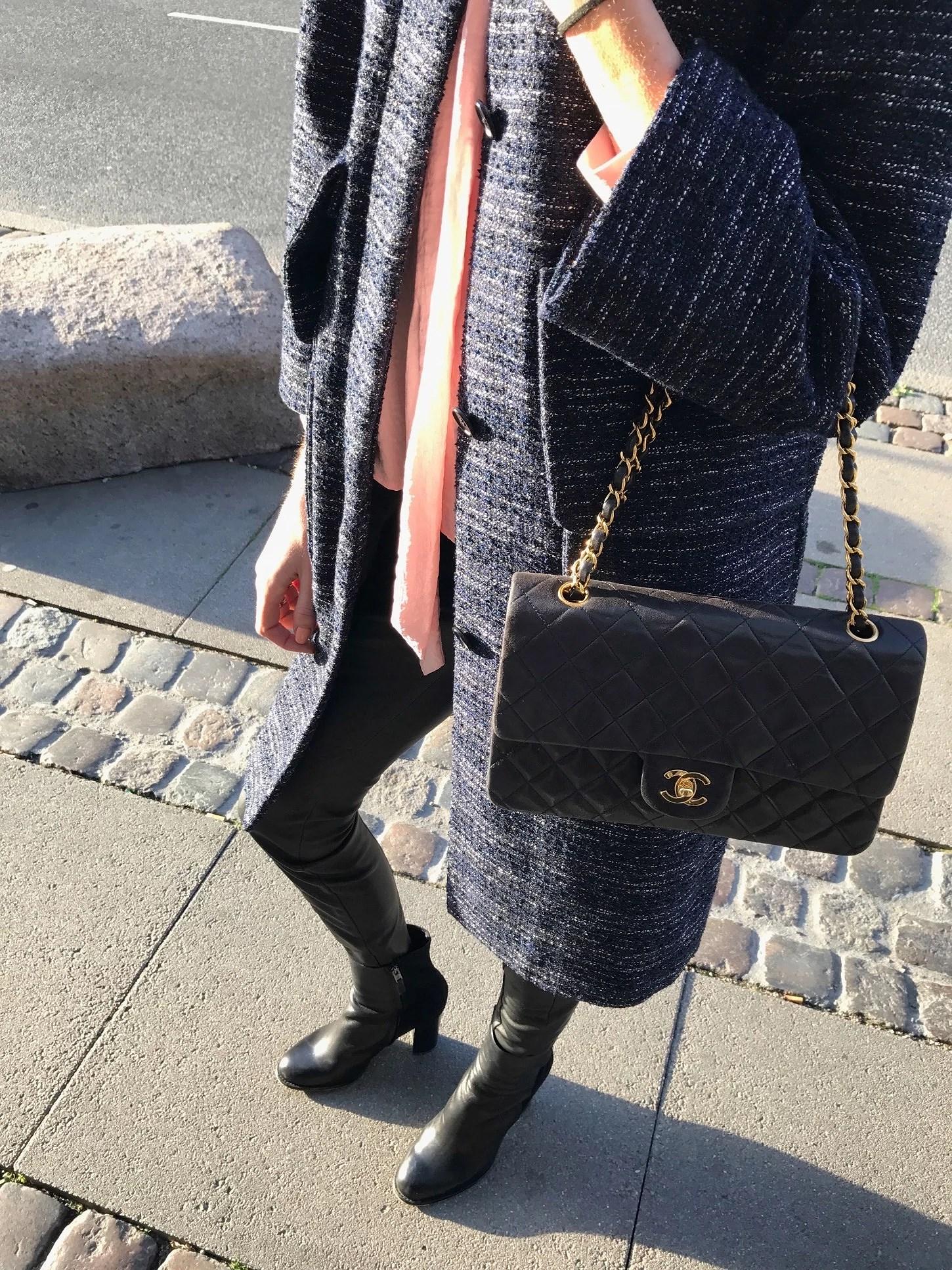 Outfit // Første dag på ELLE