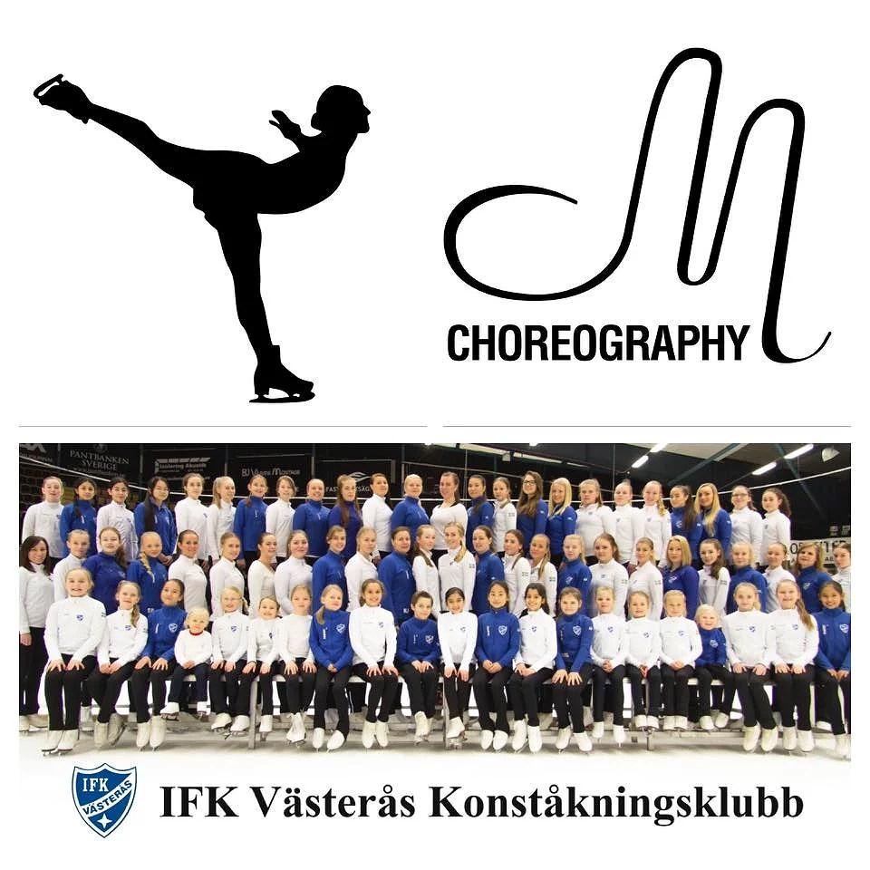 M. Choreography & IFK Västerås Konståkning