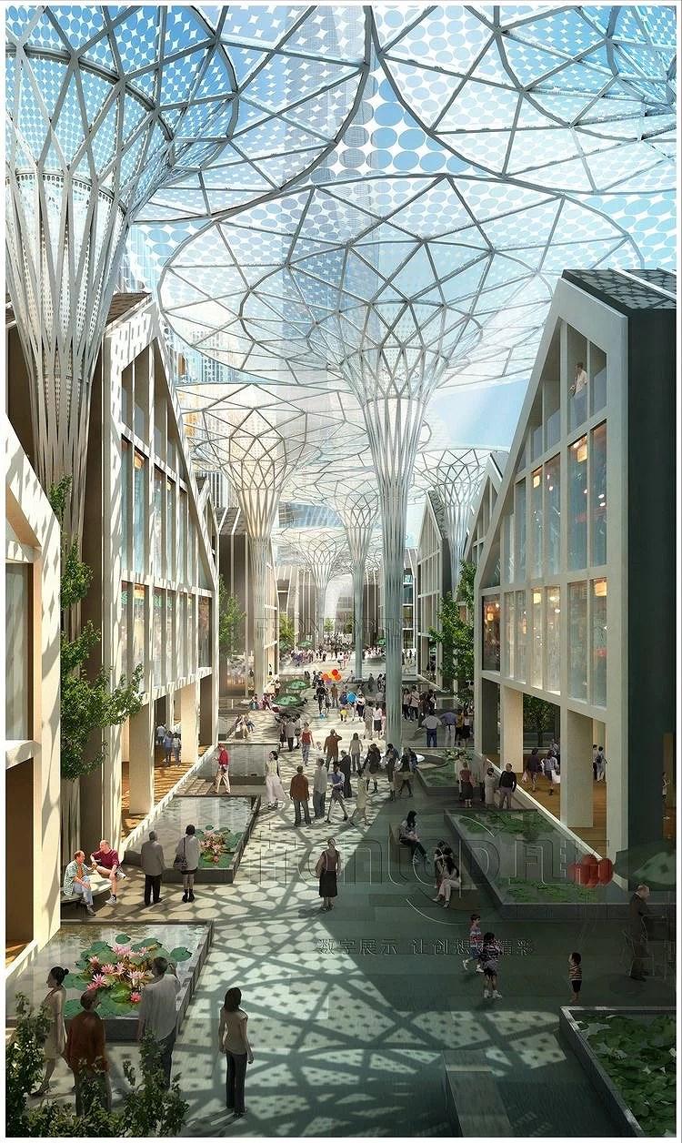 Co-housing & framtidens städer