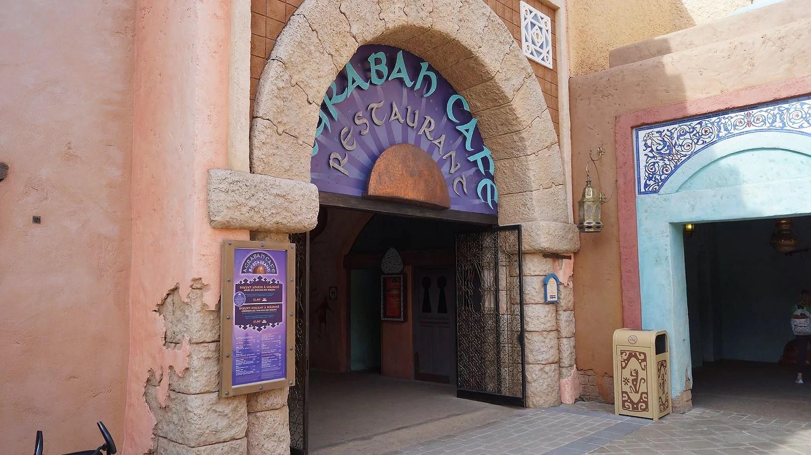 Kan jag boka restauranger på Disneyland Paris online? (EuroDisney)