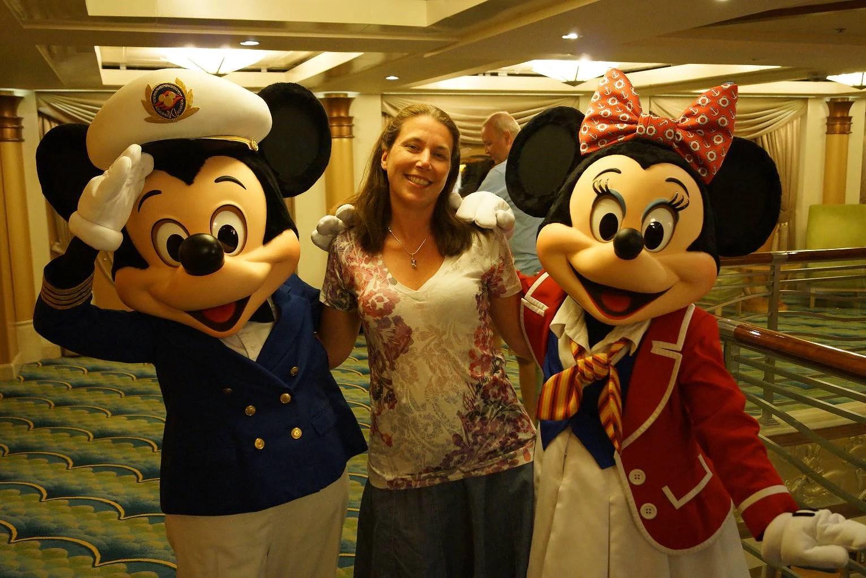 Café Mickey på Disneyland Paris har inte Caracter Dining längre