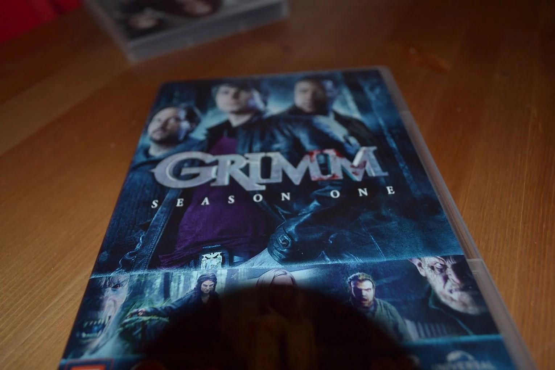 Veckans serietips - Grimm