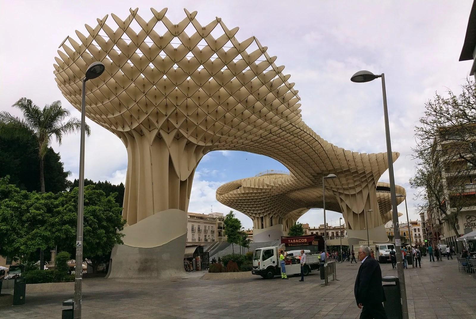 De ruta por Sevilla