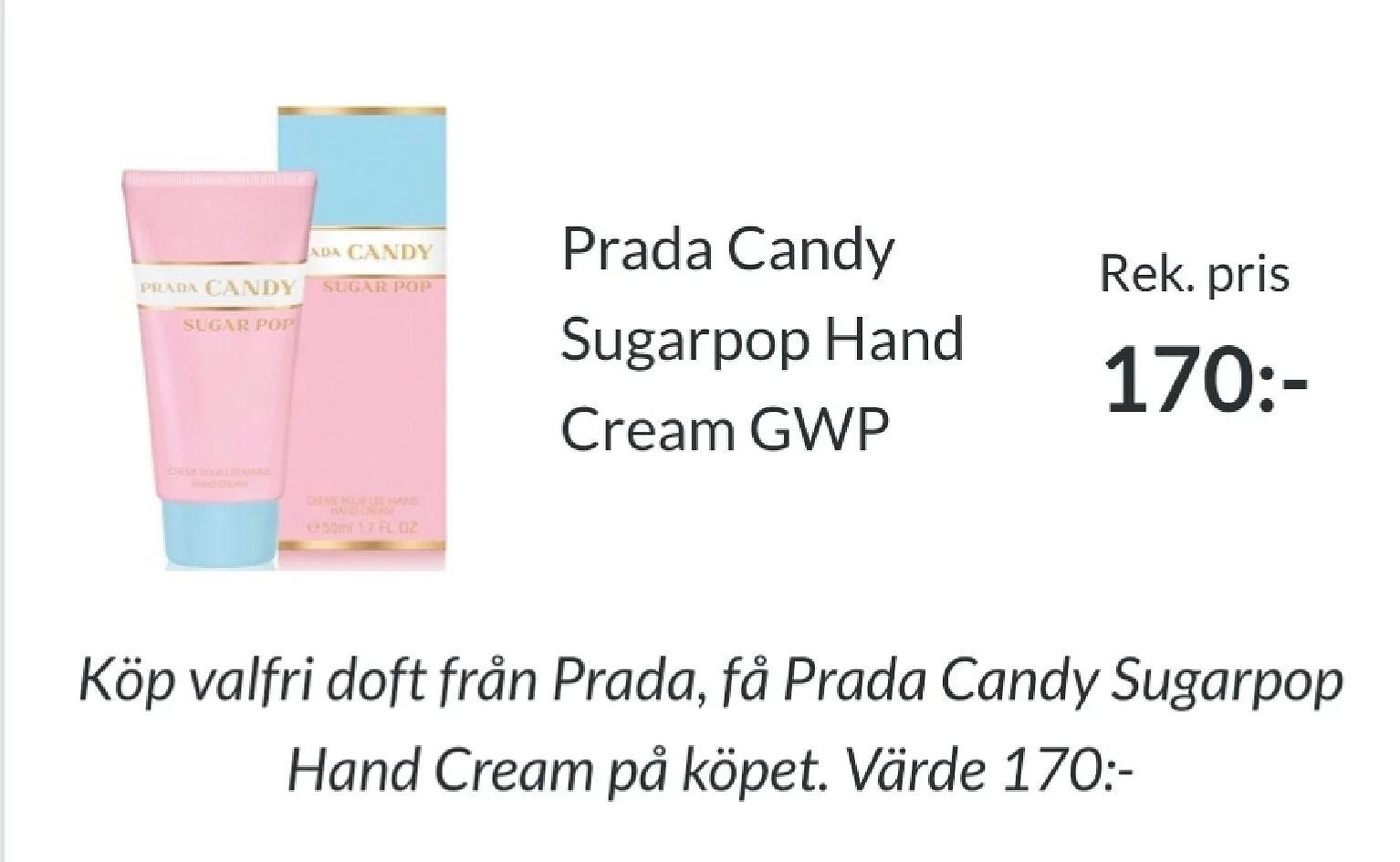 Lyko, gåvor på köpet med doft från Prada och Paco Rabanne