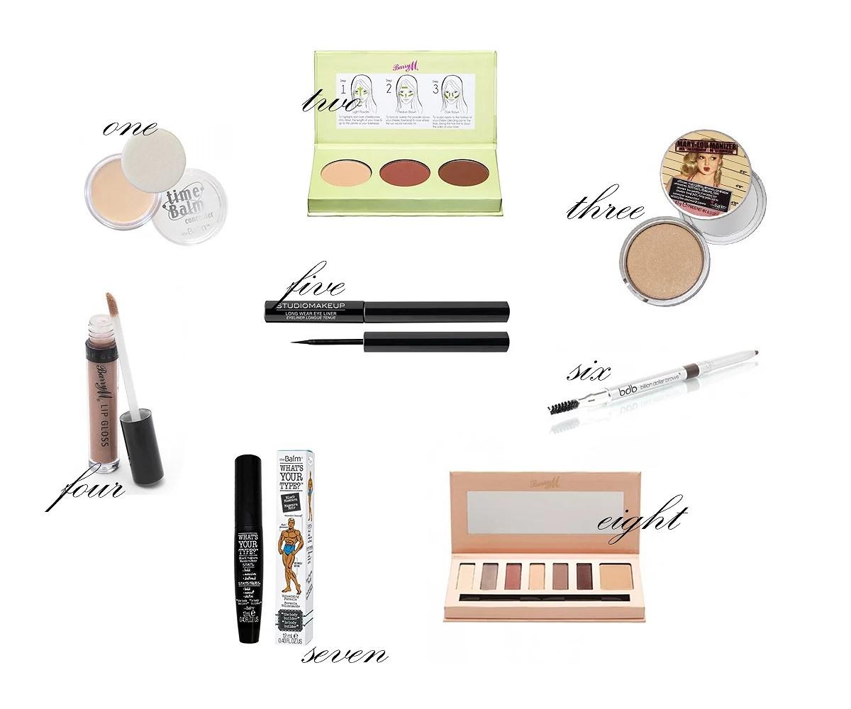 Day & night makeup