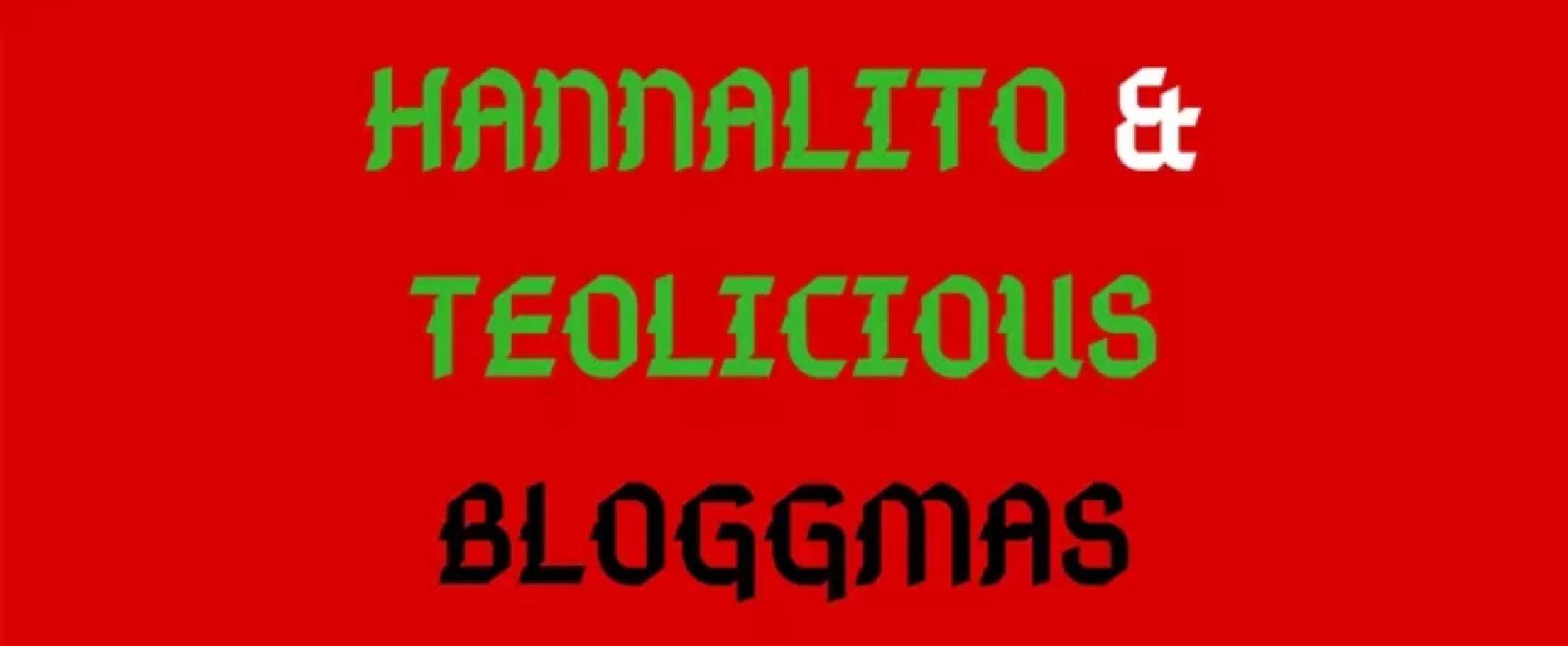 Bloggmas dag 20 - Färgernas krig