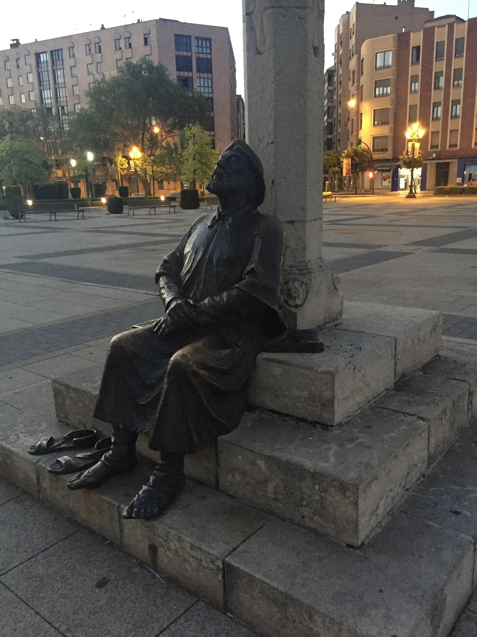 Från León