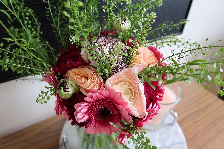Flowers everywere!