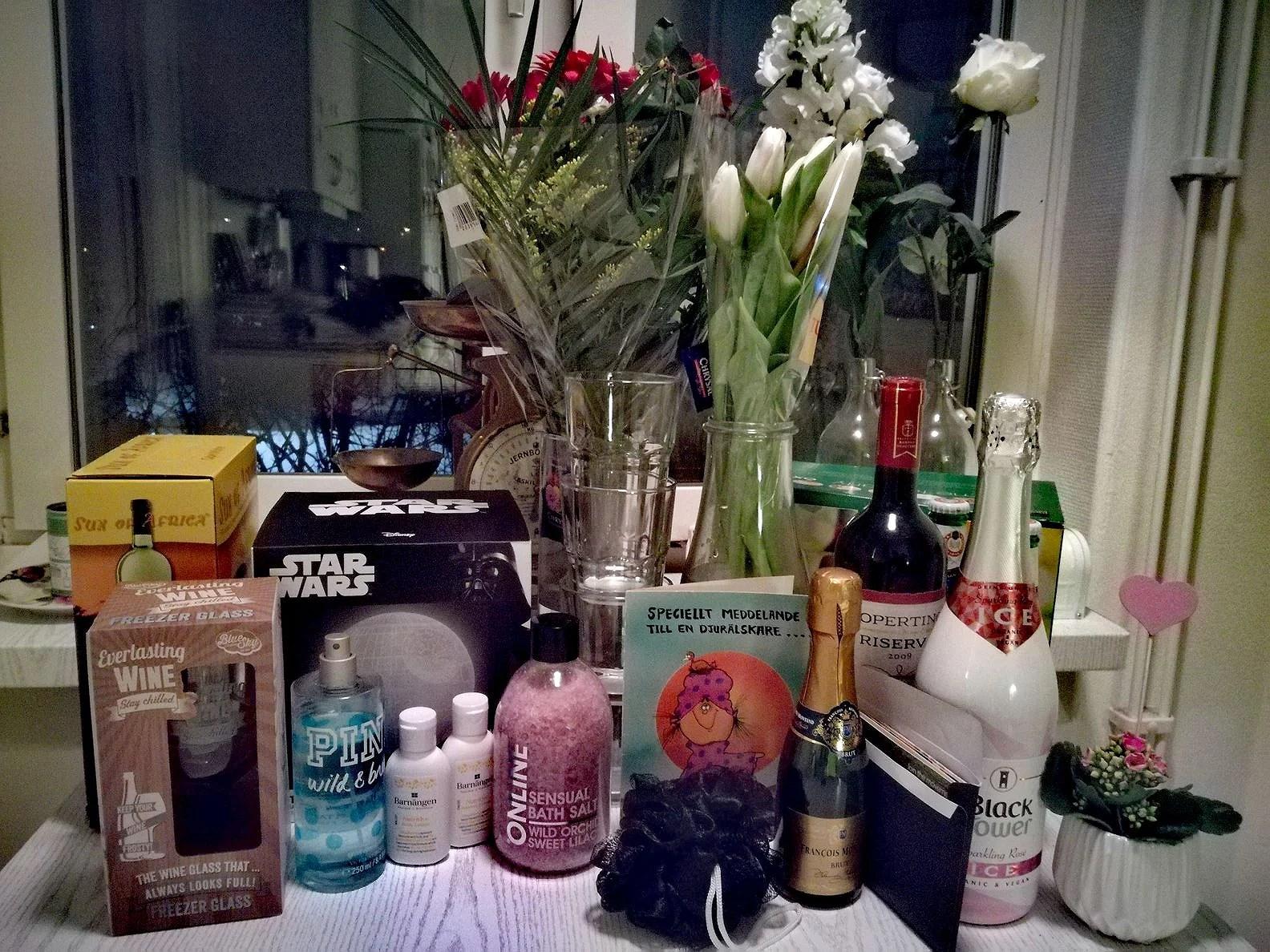 Flera dagar av firande