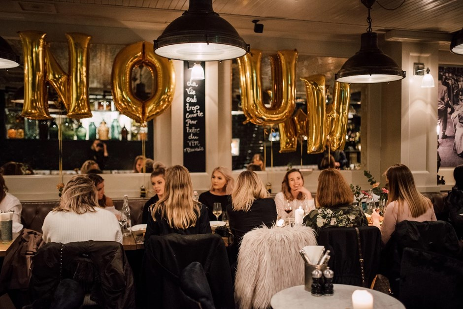 my girl squad: event med nouw