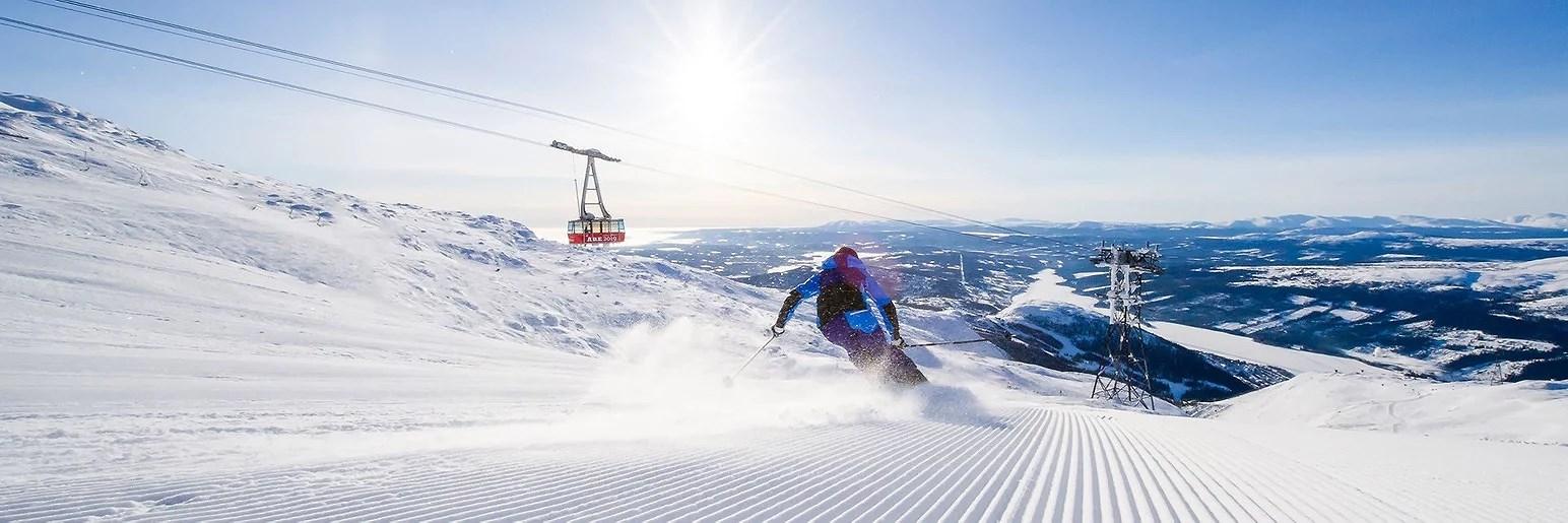 Skiweek bokat