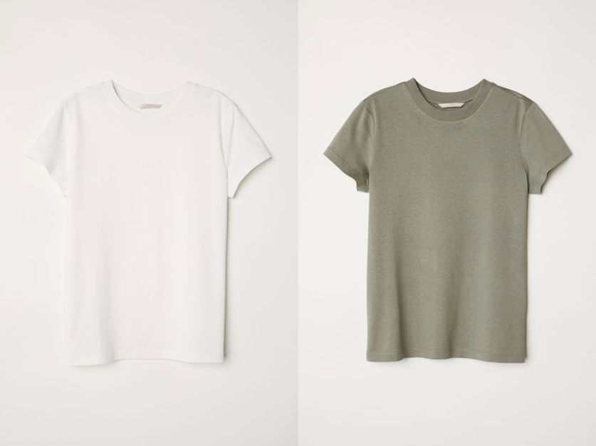 The hunt for the perfect white tee