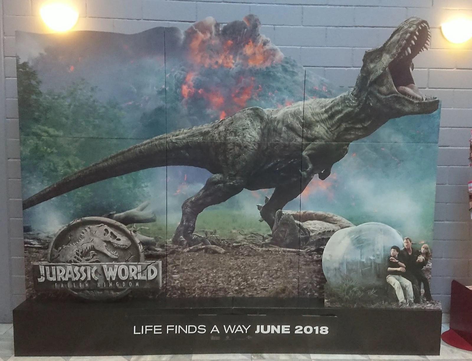 När du går på bio!