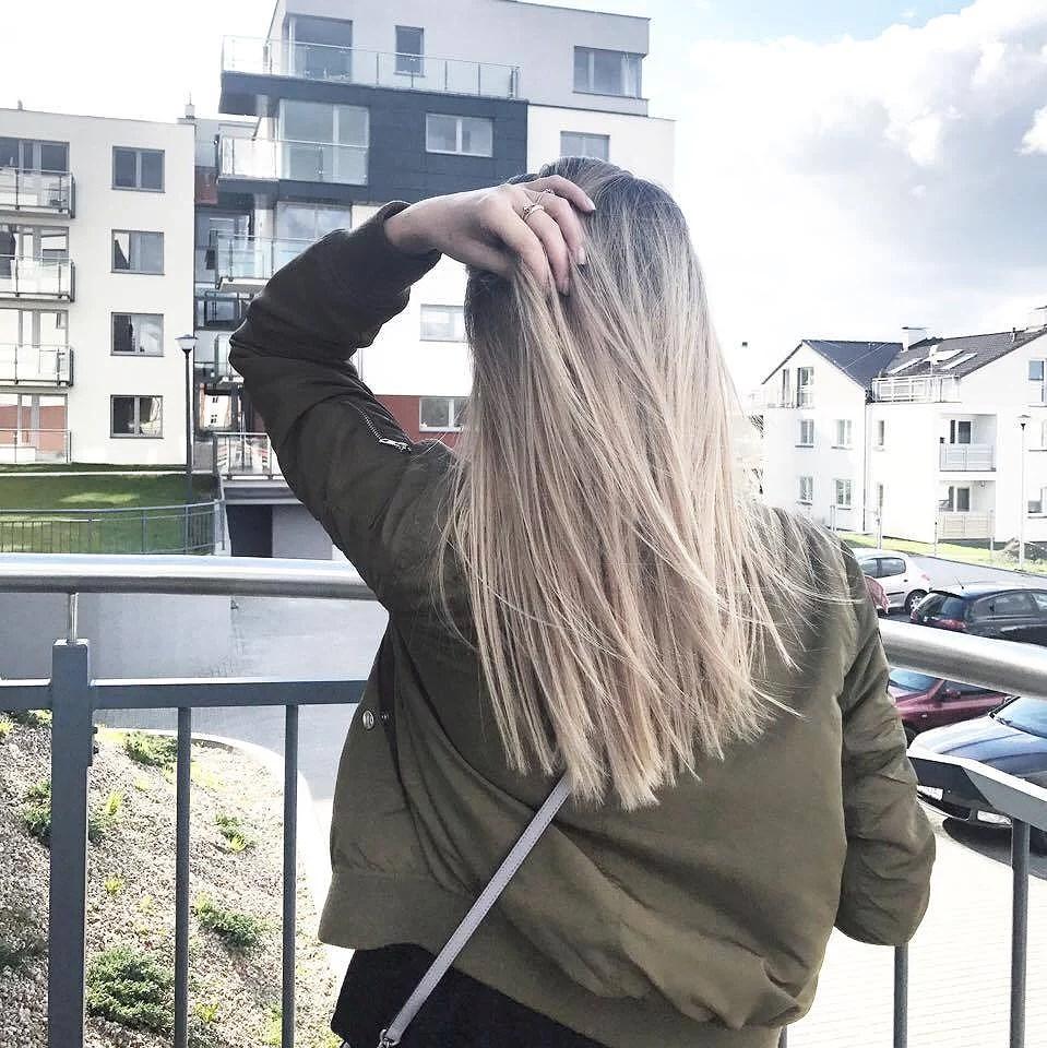 Longer and Stronger Hair
