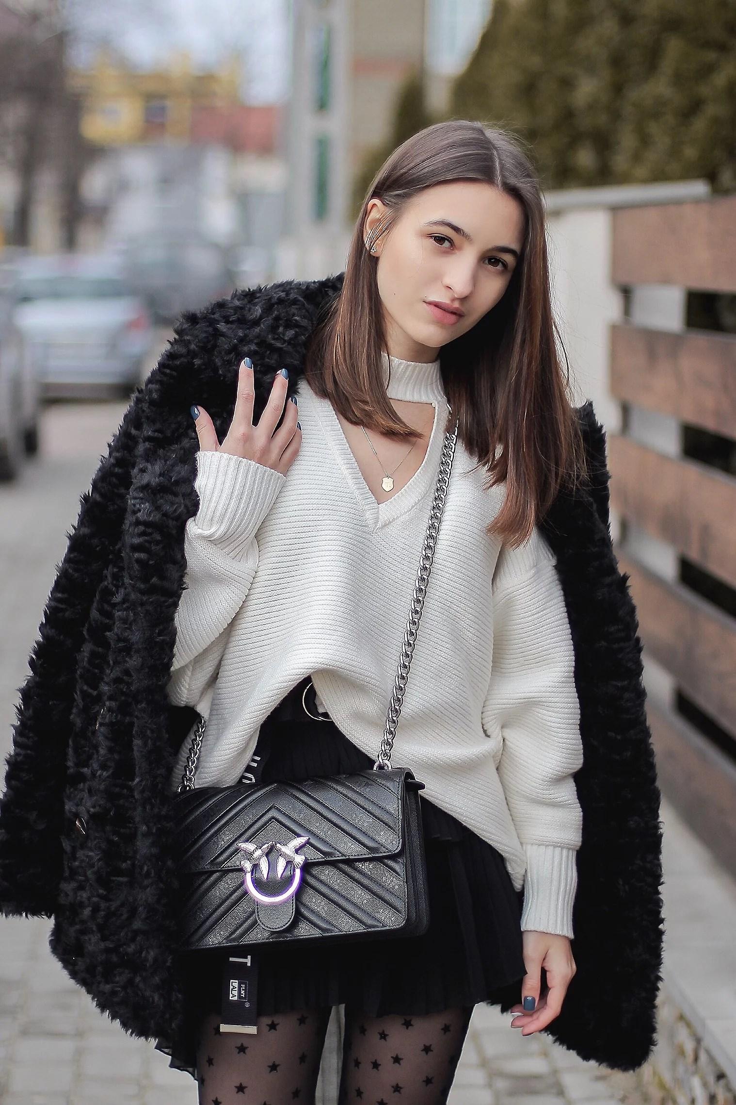 FUR COAT    #outfit