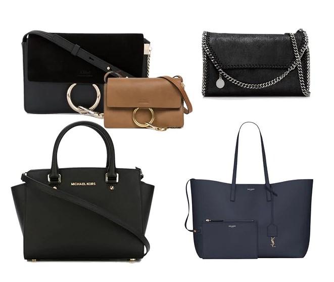 Vi snackar handväskor och skor, vem är du?