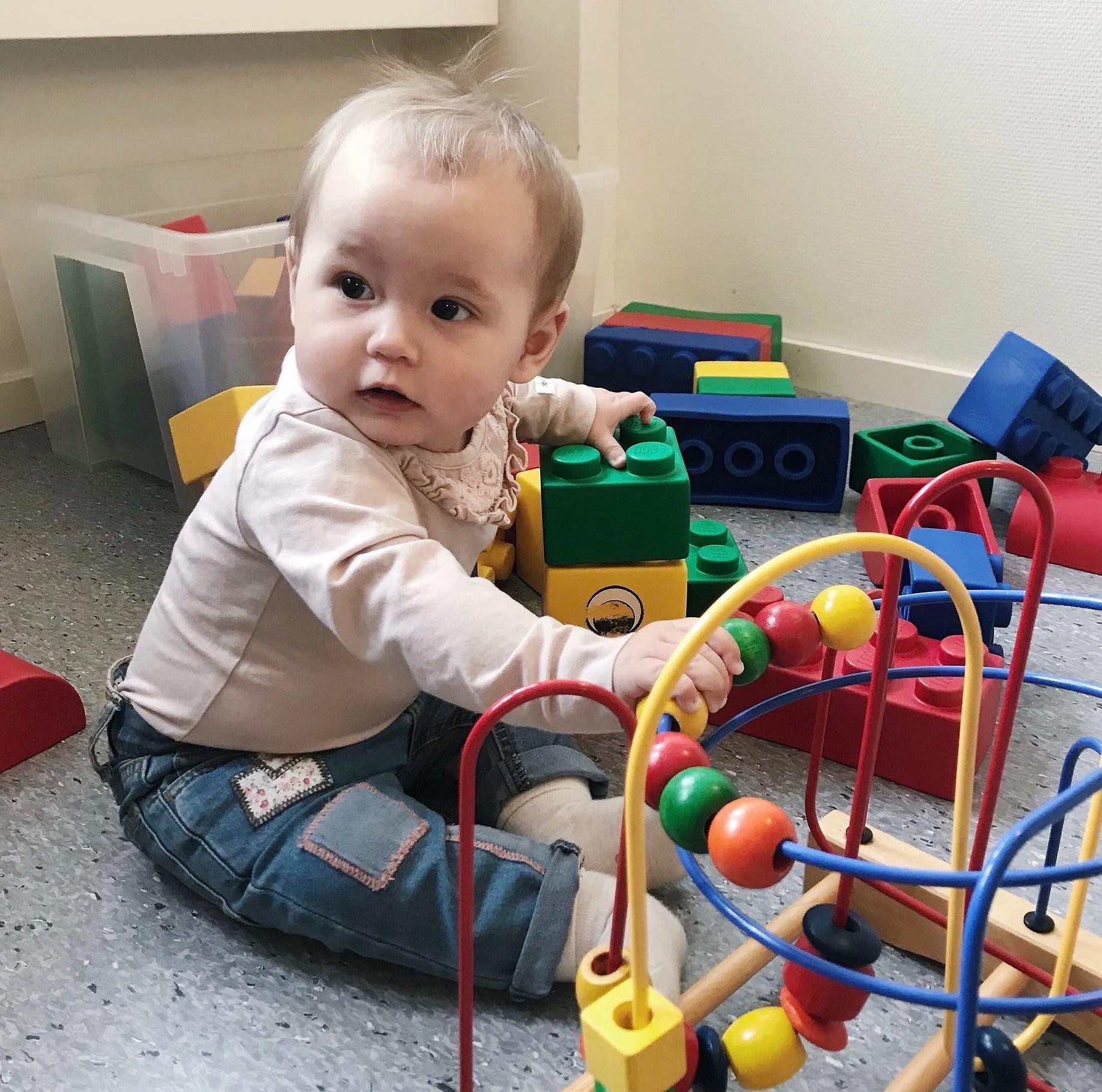 8 månaders kontroll Bvc