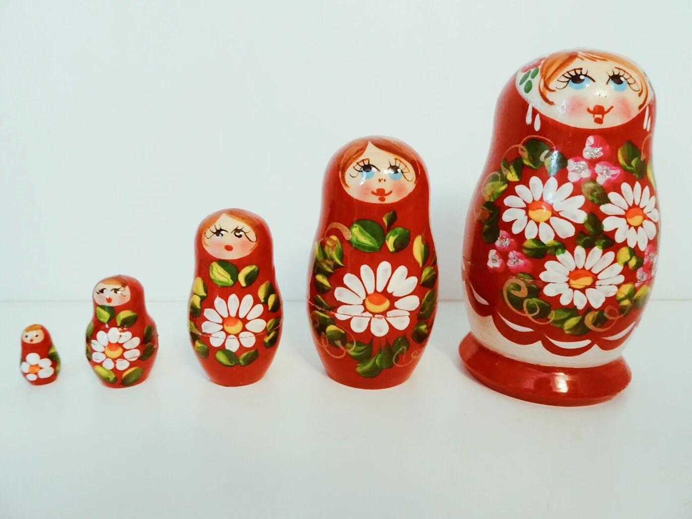 Hela vägen från Ryssland