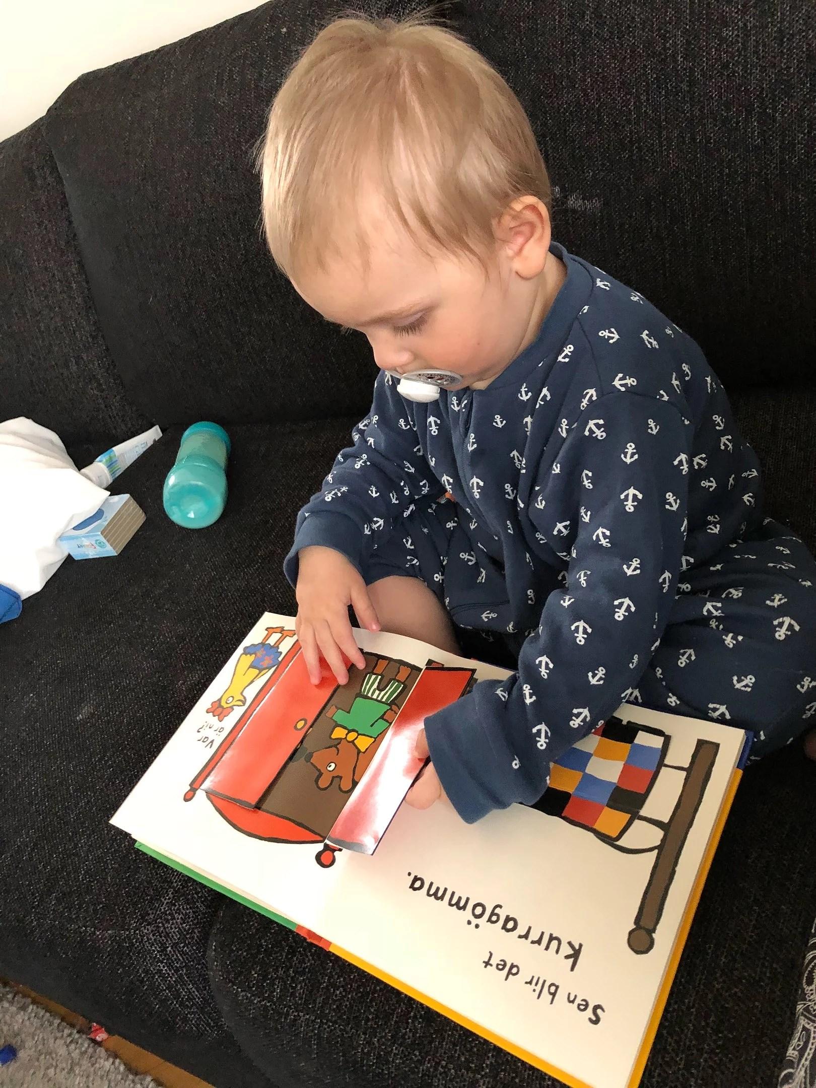 Fota ditt/dina barn när dom har pyjamas