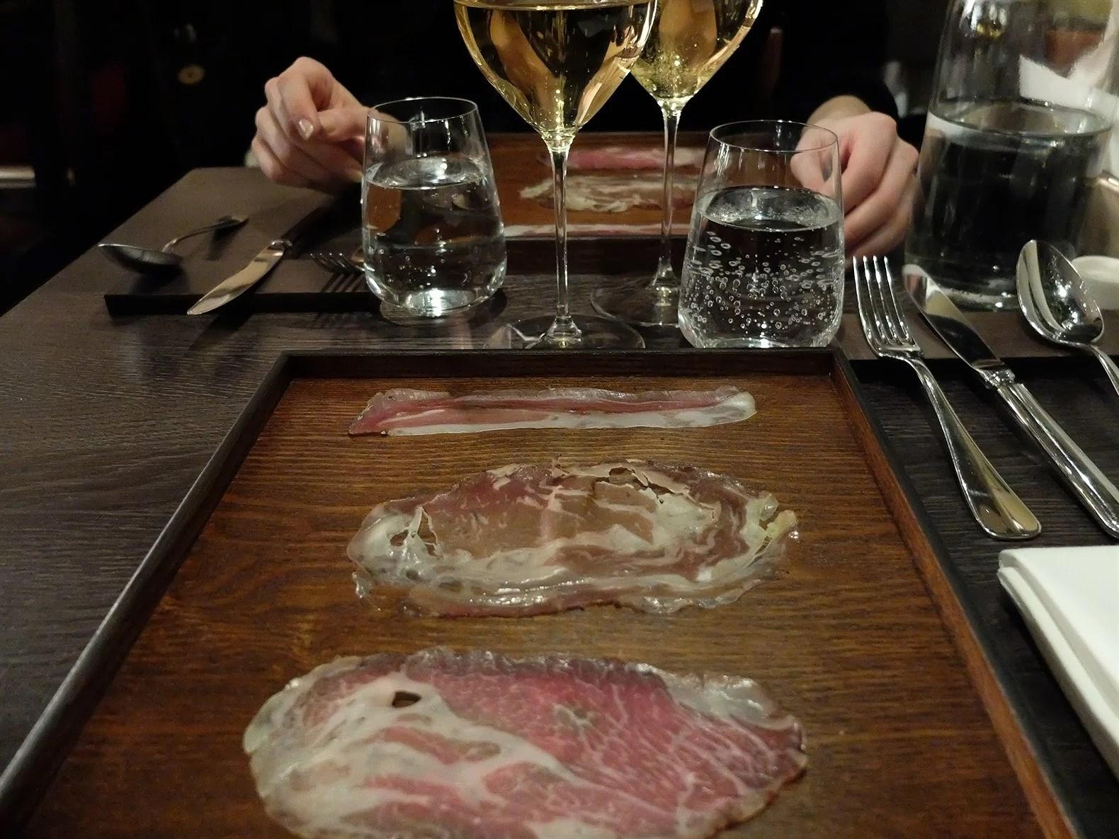 Omakase Köttslöjd - a meaty sensation