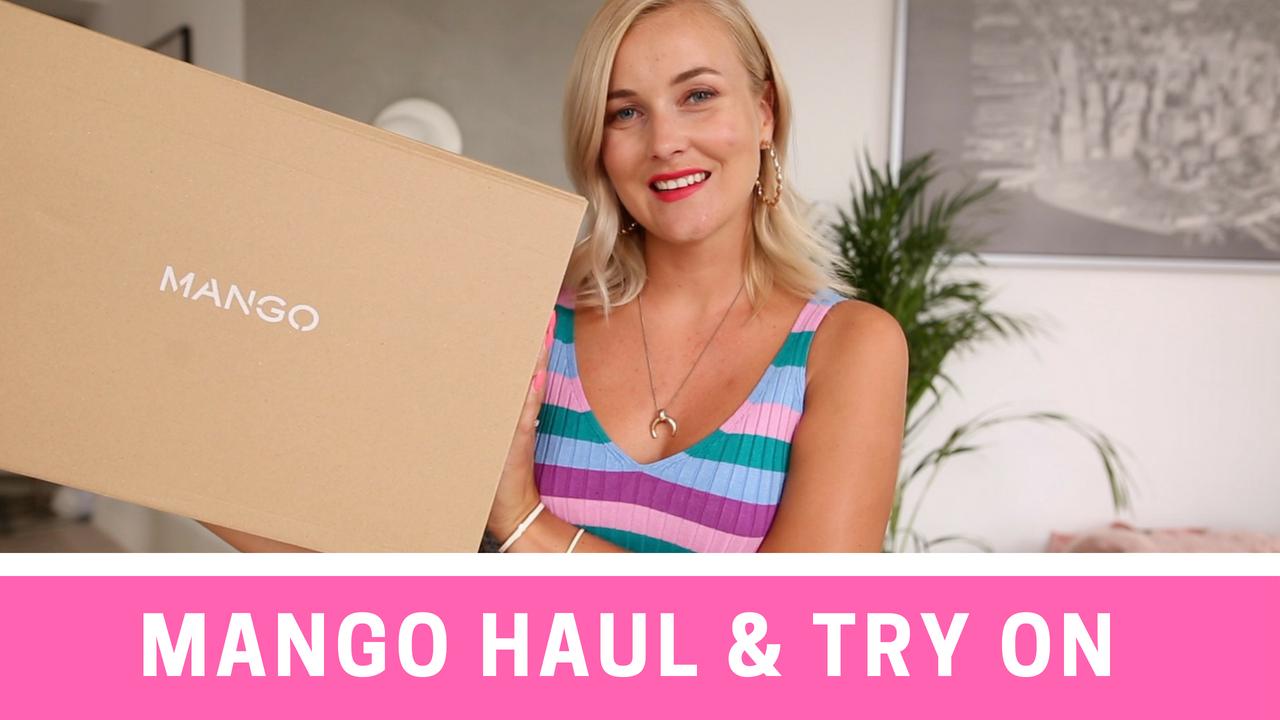 Video; Mango Haul