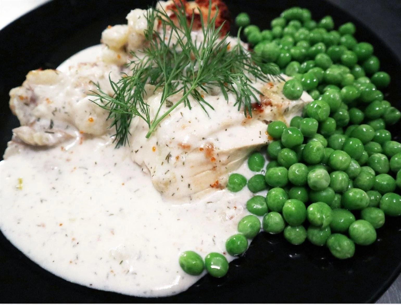 vegansk fiskgratäng