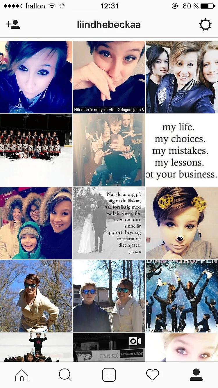 Senaste på Instagram...